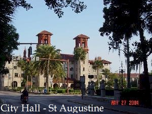 City Hall - St Augustine