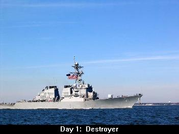 Day 1: Destroyer